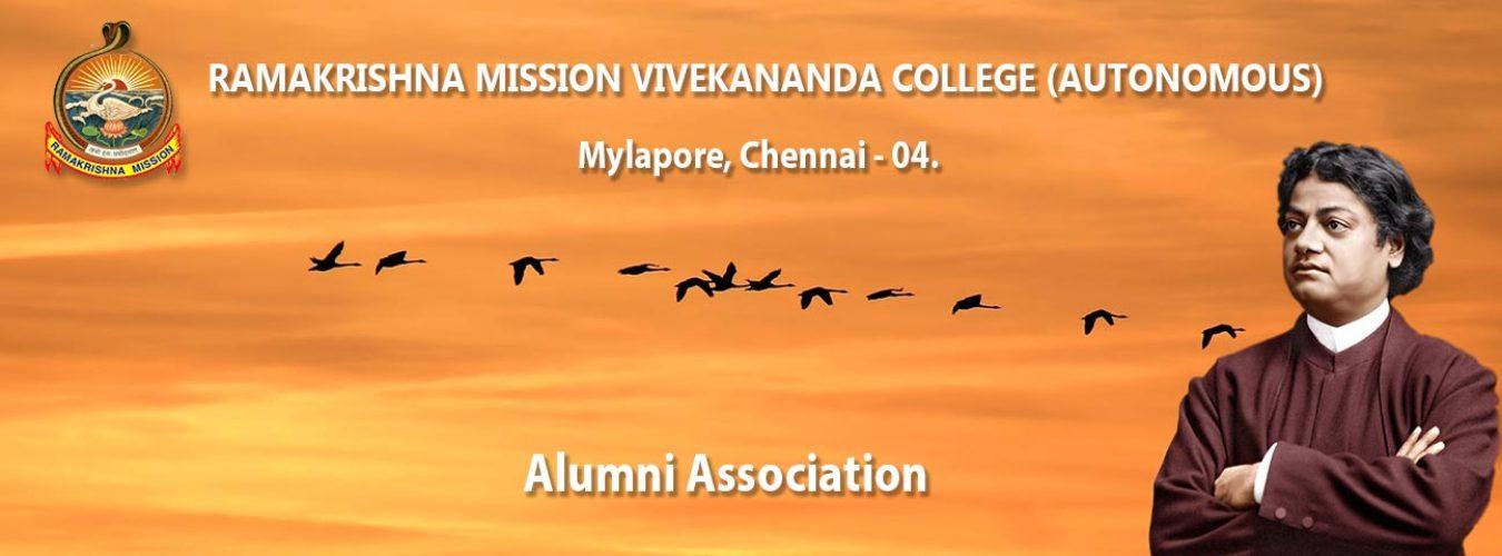 Ramakrishna Mission Vivekananda College Alumni Association