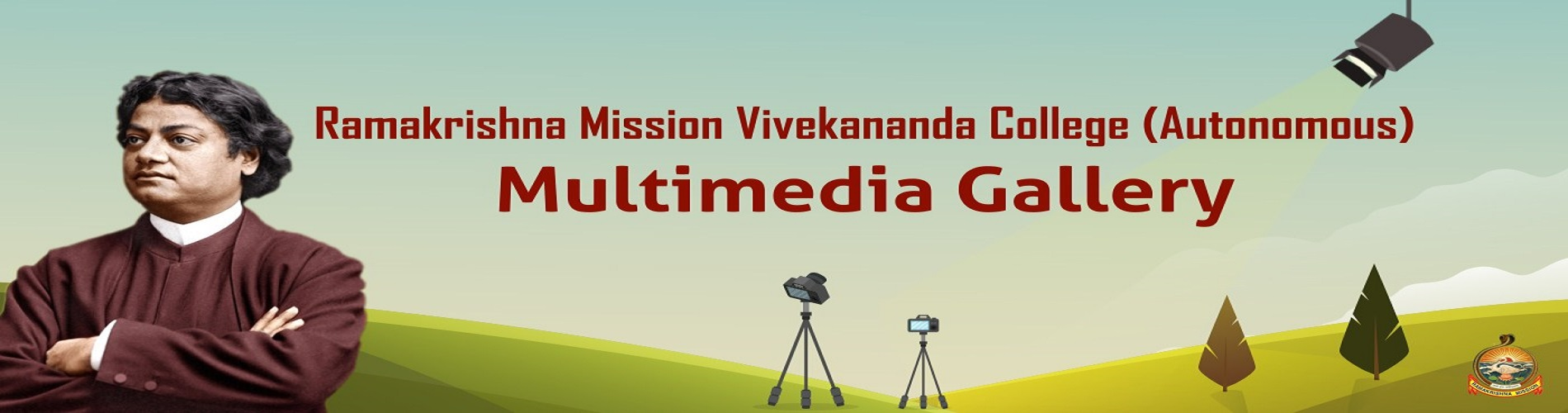 Ramakrishna Mission Vivekananda College Media